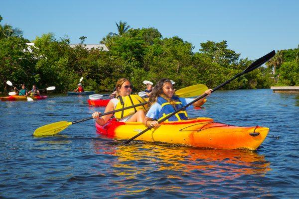 Beginner Kayak Tour