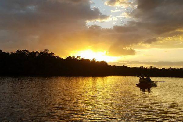 Advanced Kayak Tour