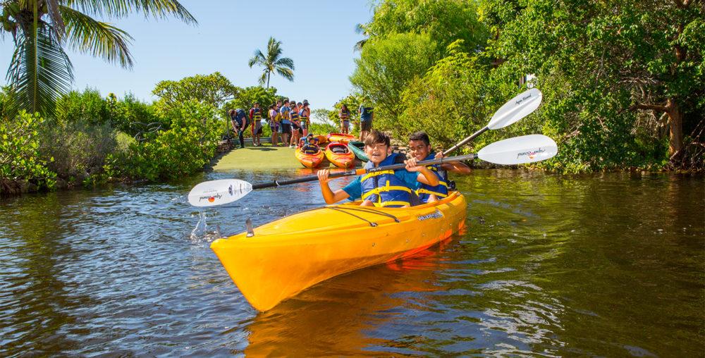 Family Fun Kayak